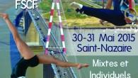 5 gymnastes de l'étoile ont été sélectionnées pour participer aux championnats nationaux individuels à la soucoupe. Elles concourront samedi 30 mai à st Nazaire (La Soucoupe).Les finales par agrès se […]